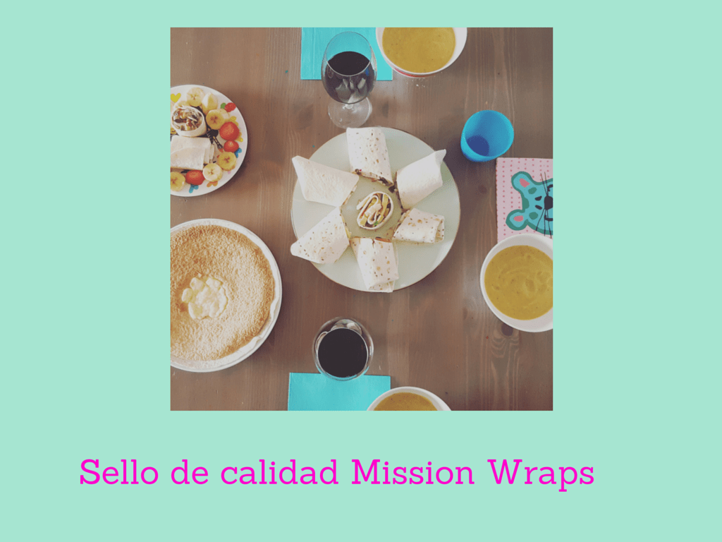 Sello de calidad Mission wraps