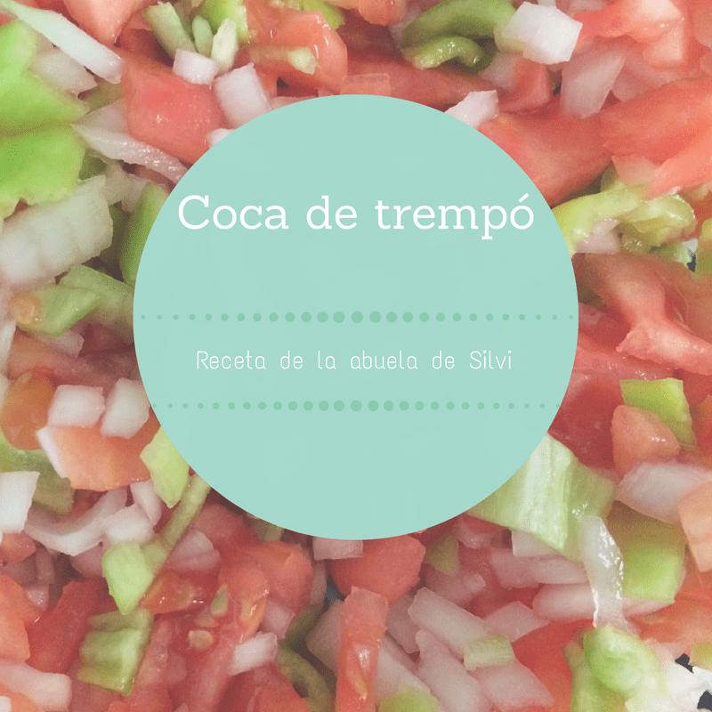 Coca de trempó / Receta mallorquina