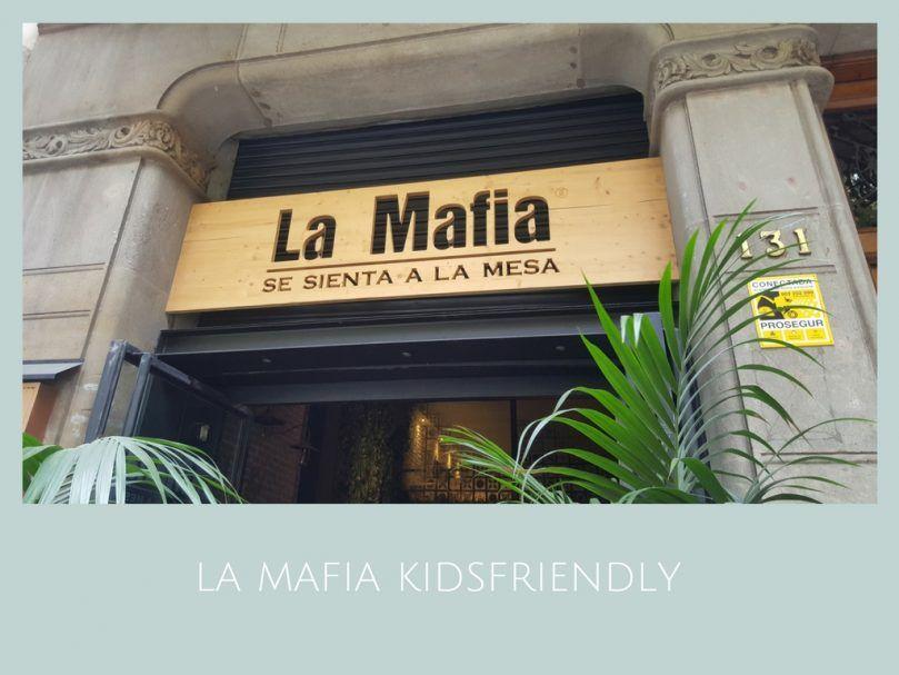 La mafia kidsfriendly