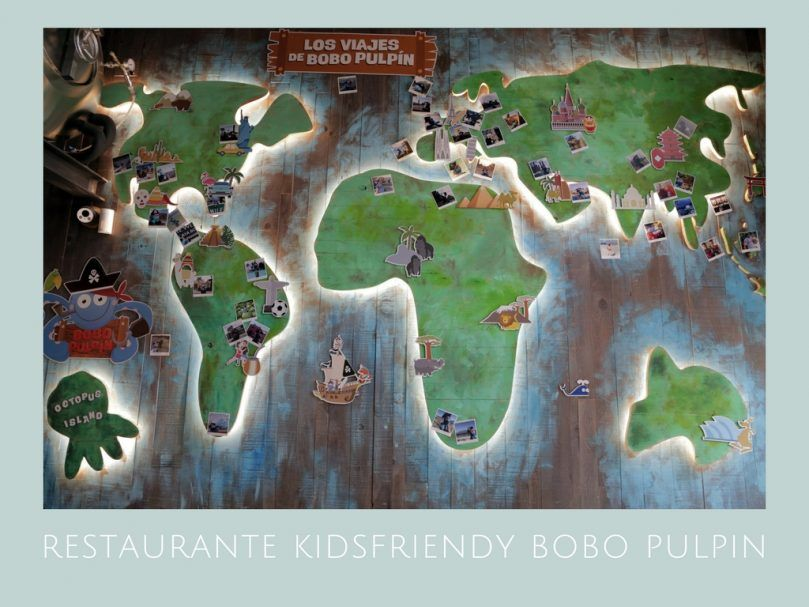 Restaurante kidsfriendly / Bobo Pulpín