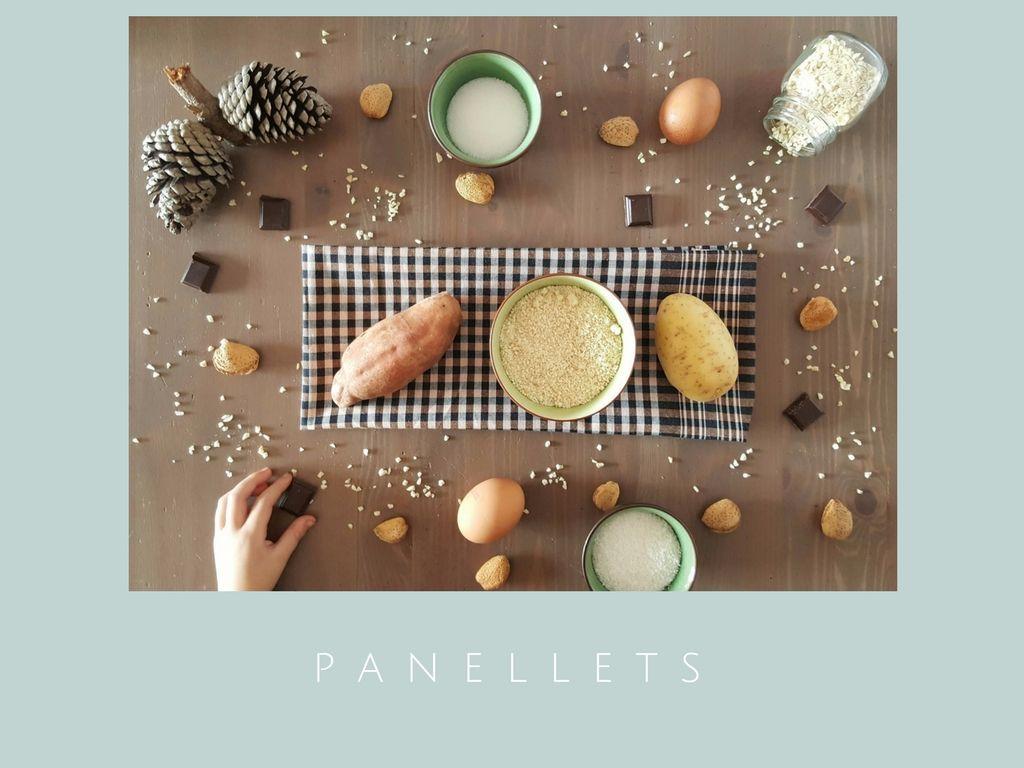 Panellets / Receta tradicional catalana