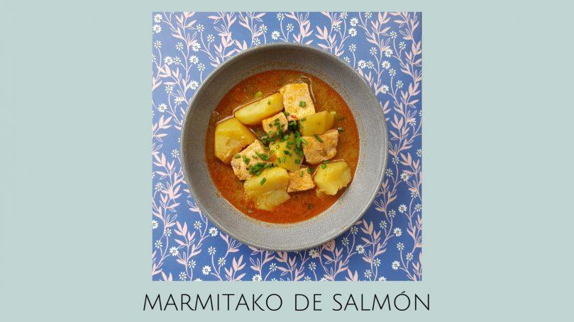 Marmitako de salmón