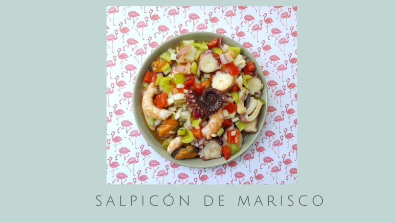 Salpicon de marisco