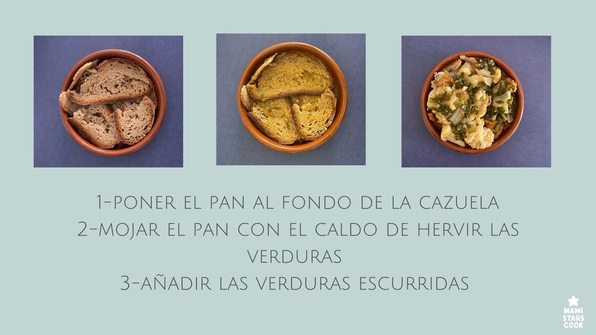 SOPAS MALLORQUINAS receta tradicional mallorca