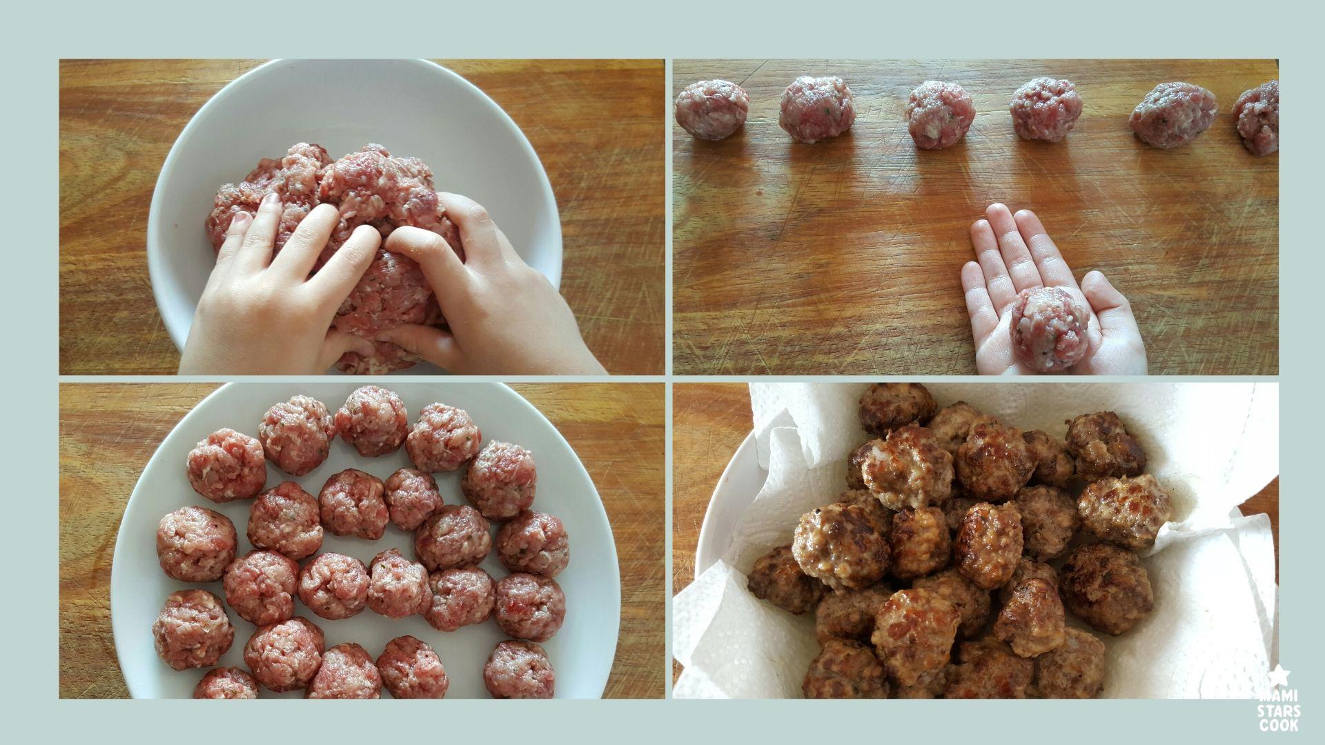 Como preparar albóndigas caseras
