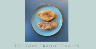 Torrijas tradicionales